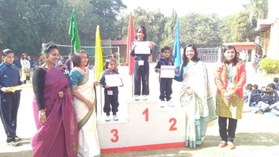 Sports Day (Nursery Wing)